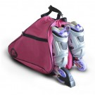 BOLSO ALFORJA PARA ROLLERS O PATINES – FUCSIA